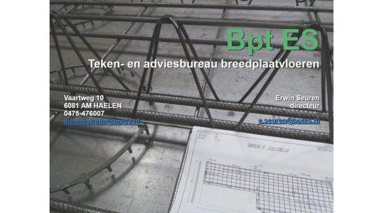 Bpt ES Teken- en adviesbureau